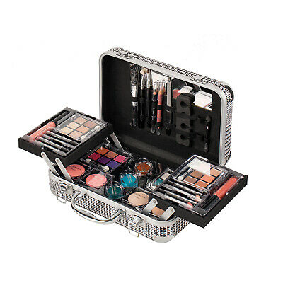 AU49.99 • Buy Maùve Professional Makeup Kit Cosmetic Set Gifts Lipstick Eyeshadow Palette Case