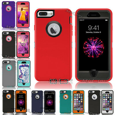 AU17.09 • Buy For IPhone 8 / 8 Plus Case [Clip Fits Otterbox Defender] Holster