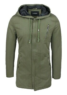 huge selection of c2a51 79eae Parka Militare Uomo