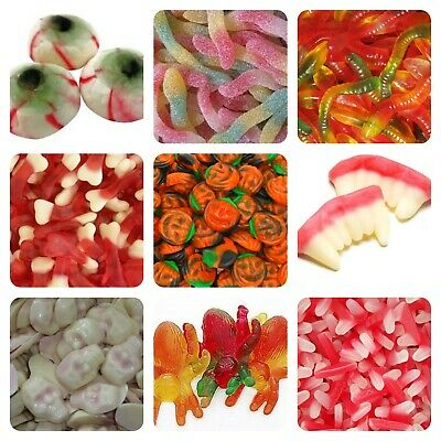 £3.60 • Buy Halloween Sweets Party Bags Retro Sweets Pick N Mix