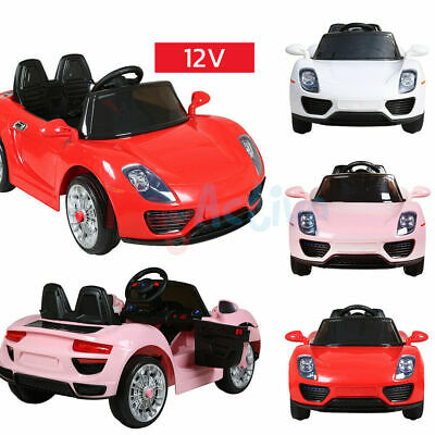 £119.99 • Buy Kids Ride On 12v Electric Battery Remote Control 2.4g Toy Car
