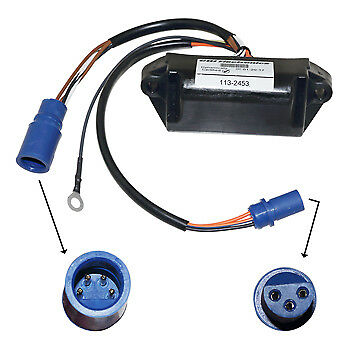$87.79 • Buy Power Pack  Johnson/Evinrude 9.9-35hp 2cyl  581649
