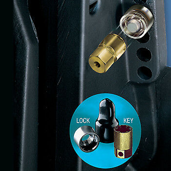 AU42.69 • Buy Outboard Motor Lock  Fits Most Small Outboards 5/16  - 18 Thread