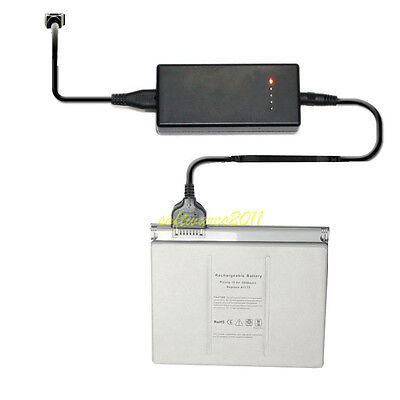 $65.26 • Buy External Laptop Battery Charger F Apple MacBook Pro 15  MA463 MA464CH MA600 New
