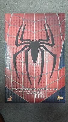 AU1048.50 • Buy Hot Toys MMS 143 Spiderman Spider-Man 3 12 Inch Action Figure NEW