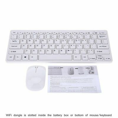 AU24.48 • Buy Wireless Mini Keyboard And Mouse For Argos Samsung Smart TV's WT
