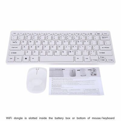 AU23.35 • Buy Wireless Mini Keyboard And Mouse For Argos Samsung Smart TV's WT