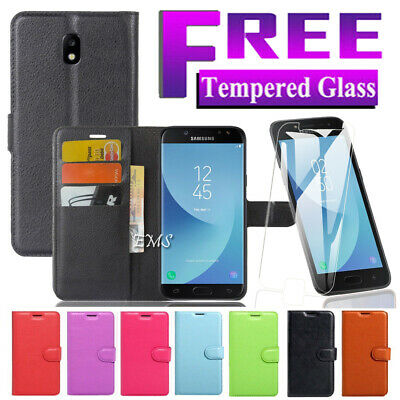 AU7.99 • Buy Wallet Leather Case Cover For Samsung Galaxy A32 A52 A72 A5 A8 J8A20 A30 J7 Pro