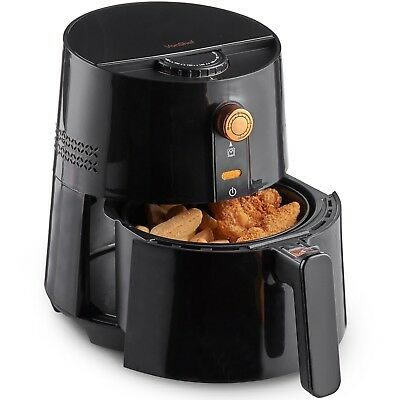 View Details VonShef Air Fryer Low Fat Healthy Cooker Oil Free Frying Chip Fry Black 3.5L • 43.99£