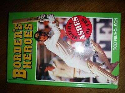 AU40 • Buy Cricket Book Signed By Mike Gatting Steve Waugh Tim May