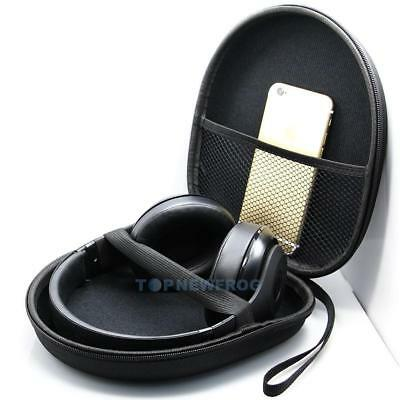 Headphone Earphone Case Headset Carry Pouch Hard Case For Sony V55 NC6 NC7 NC8  • 5.11£