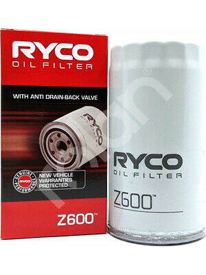 AU37.18 • Buy Ryco Oil Filter FOR HOLDEN COLORADO RC (Z600)