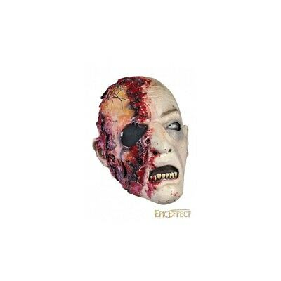 £29.95 • Buy High Quality Latex Zombie Full Face Mask. LARP, Costume, Stage, Halloween