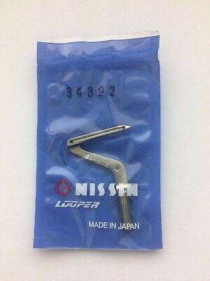 £49.99 • Buy NISSIN 34392 LOWER LOOPER FOR YAMATO Industrial Sewing Machine Part