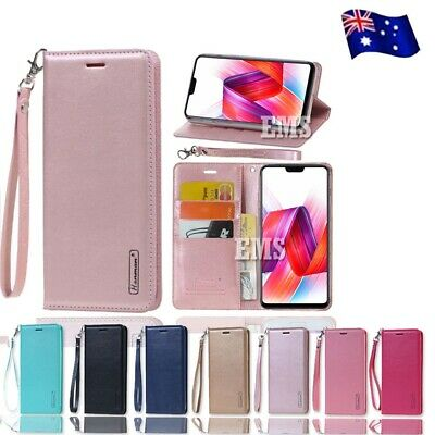 AU10.85 • Buy Hanman Wallet Leather Flip Case Cover For Oppo R15 R11 R9S A57 A73 A75 A77 AX5