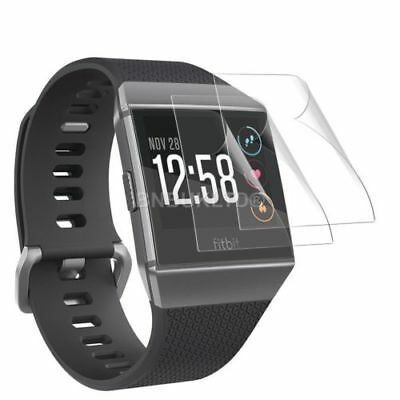 $ CDN3.35 • Buy For Fitbit Ionic Invisible Front Screen Protector Military Shield
