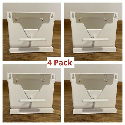 £14.45 • Buy 4 X PLASTIC FINCH NEST BOX WITH HOOKS Front & Back Exotic Finches Wide Opening