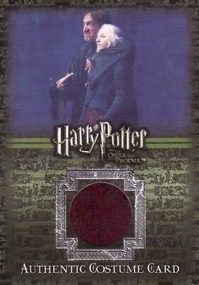 Harry Potter Order Of The Pheonix Update Luna Lovegood's C8 Costume Card • 24.99£