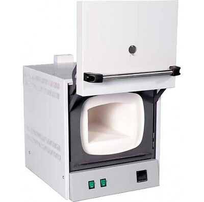 Laboratory 8ltr Muffle Furnace , Top Temp 1100 Degrees , Fully Controllable  • 1,599.99£