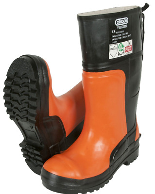 Oregon Yukon II Chainsaw Safety Boots Class 3 All Sizes • 49.99£