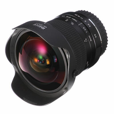 $ CDN543.44 • Buy Meike 8mm F3.5 Wide Angle Fisheye Lens For Sony E-Mount Mirrorless Camera A6500