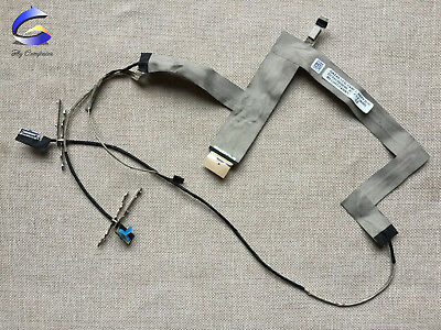 $ CDN24.51 • Buy New For Dell XPS 12 9Q23 LCD LVDS Cable 0J8NM6 DC02C003E00 QAZA0