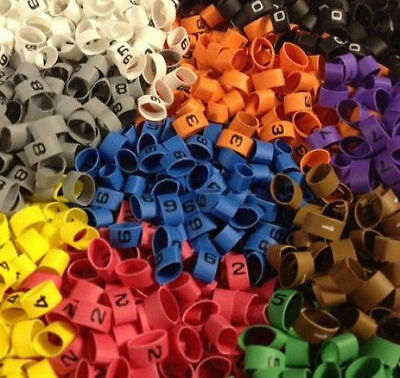 £33.08 • Buy International Colour Coded Cable Markers Heat Shrink All Sizes/Colours Available