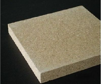 £17.73 • Buy Fire Brick Replacement 300mm X 200mm X 30mm Thick - Stove Brick