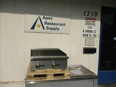 $726 • Buy ATOSA ATRC-24 24″ Radiant Broiler NEW! COMMERCIAL KITCHEN