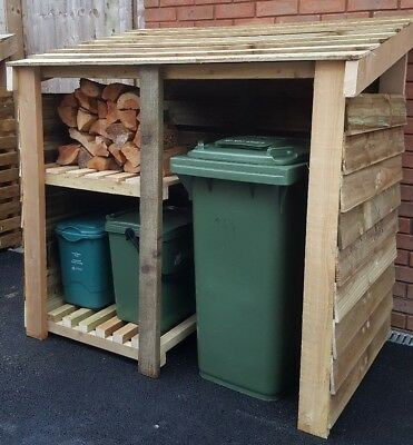 Refuse Wheelie Bin Recycling Store (Local Delivery Availible)  • 120£
