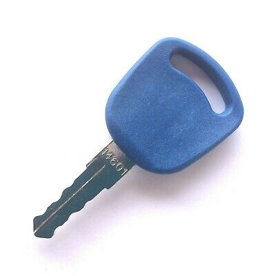 $2.50 • Buy Ford New Holland Tractor Ignition Key 82003267, 82030143, F0NN11603AA