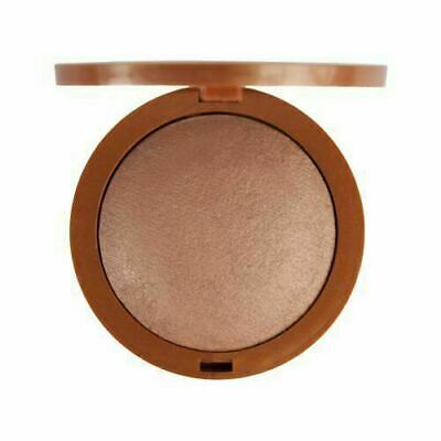 Royal Baked Bronzer Sun Kissed Bronzing Compact Pressed Powder • 3.05£