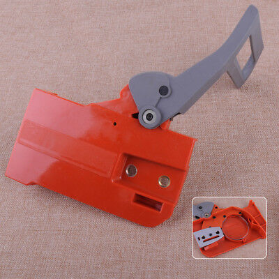 £18.52 • Buy New Plastic Chain Brake Side Cover Assembly Fit For Husqvarna 50 51 55 Chainsaws