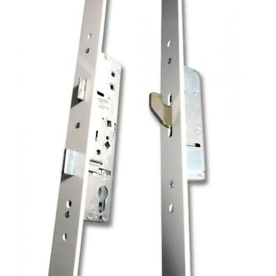 Yale Lockmaster Upvc / Composite Door Lock Multipoint - 2 Hook - Wide Faceplate • 94.99£