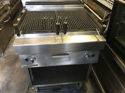 £690 • Buy commercial Catering Gas Charcoal Bbq Kebab Lava Stone Grill