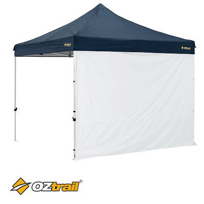 AU228 • Buy 6 X OZTRAIL GAZEBO SOLID SIDE WALL FOR 3x3m DELUXE MARKET STALL NEW MODEL