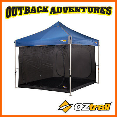 AU99 • Buy OZTRAIL SCREEN HOUSE INNER KIT 2.4M TO SUIT COMPACT GAZEBO - Gazebo Not Included