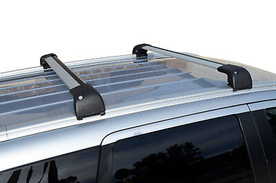 AU200 • Buy Alloy Roof Rack Cross Bar For Mitsubishi Outlander ZJ ZK ZL 2012-20
