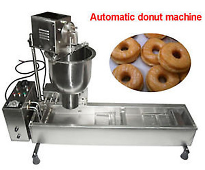 £1090 • Buy High Standard Commercial Automatic Donut Maker Making Machine,Wide Oil Tank