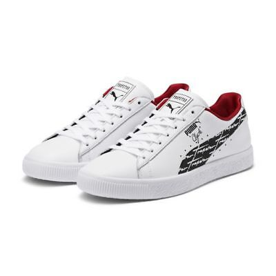 Puma Clyde Trapstar # 364712 02 White Black Men Sz 8 -12 • 68.66£