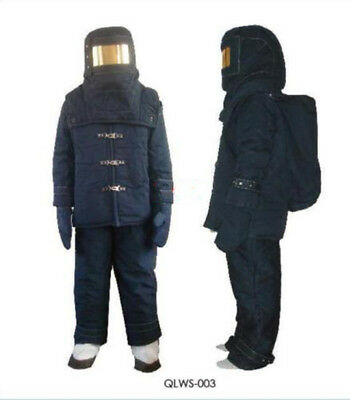 QLWX-003 Thermal Radiation 1000 Degree Heat Insulation Fire Proximity Suit • 1,432$