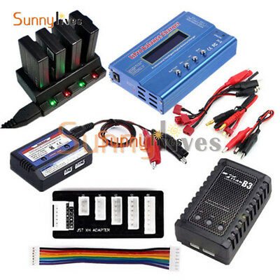 AU28.74 • Buy IMAX B6 LCD Screen Digital RC Lipo NiMh Battery 2S 6S JST-XH Balance Charger