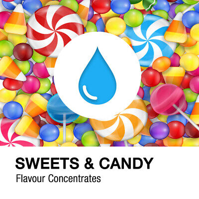 £6.99 • Buy SWEETS & CANDY FLAVOUR Concentrate For DIY ELiquid Vape E Liquid Extra Strength