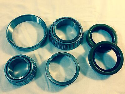 $124.99 • Buy M35a2 M35 M35a3 2.5 Ton Rockwell Axle Pinion Bearing Kit With Seals