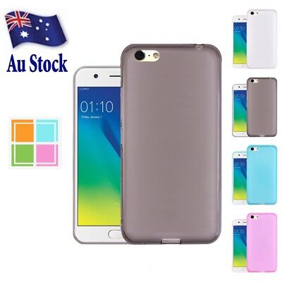 AU6.99 • Buy For Oppo A57 A77 Soft TPU Gel Clear TPU Case Cover