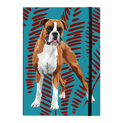 Boxer Notebook Dog Gift/Present  • 9.95£