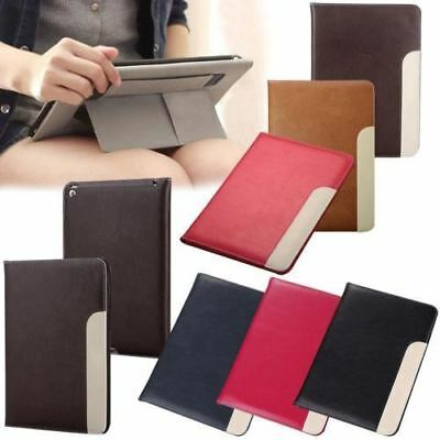 AU13.95 • Buy Smart Leather Case Cover HANDLE IPad 5th 6th Gen 2 3 4 AIR MINI PRO (OPT SP) AU