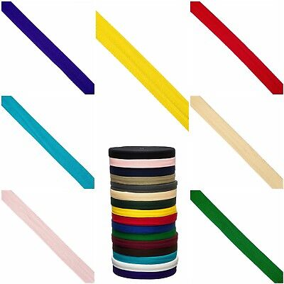 Soft Herringbone Acrylic Apron Bunting Webbing Bag Making Tape Strap 25mm / 38mm • 3.50£