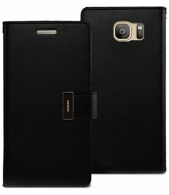 $ CDN11.42 • Buy For SAMSUNG GALAXY S7 / S7 EDGE - Leather Card ID Wallet Pouch Holder Case Cover