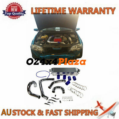 AU999 • Buy Upgrade Front Intercooler For Ford Falcon XR6 BA BF FPV Typhoon F6 G6E Turbo AU